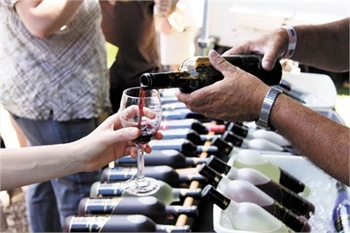 Sample Event - Wine Festival - In Person Only - Can't Get Buzzed Virtually!